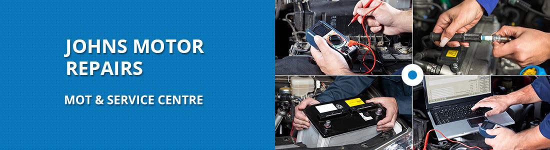 Johns motor repairs Motor vehicle repair